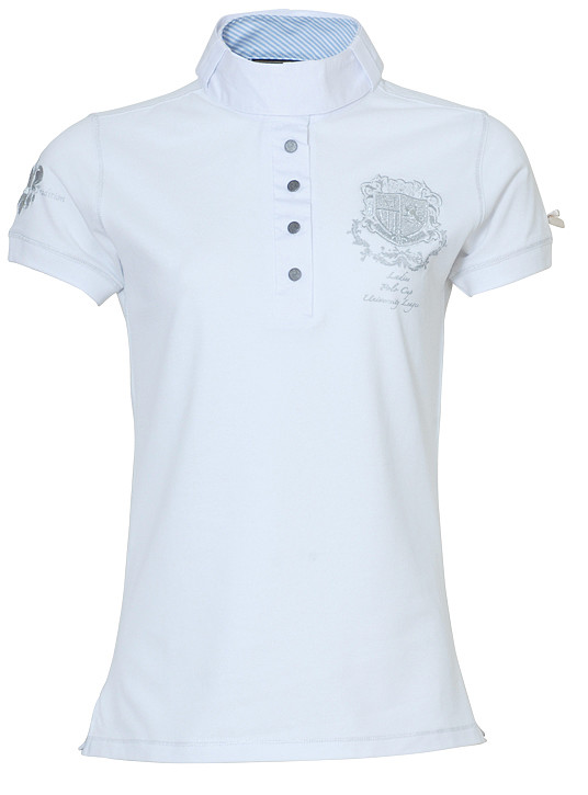 HV Polo Turnier Shirt Garuda XL white