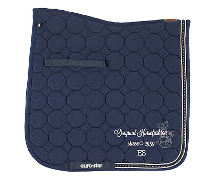 Euro-Star Saddle Pad Crystal