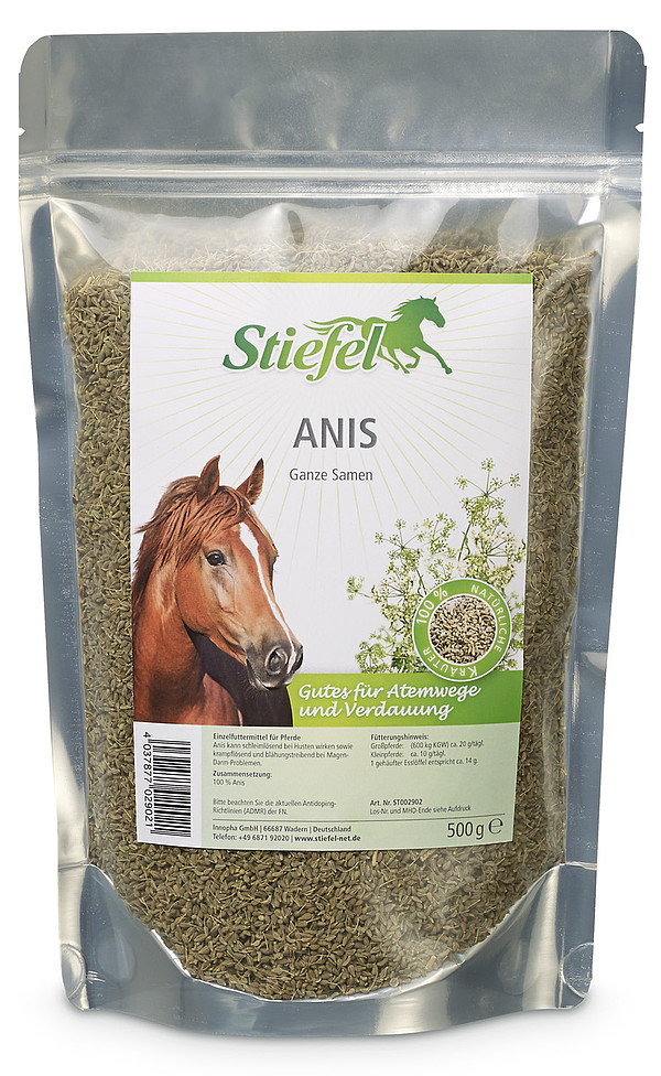 Stiefel Anis 500g