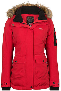 HV Polo Jacke Heather