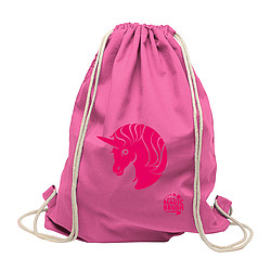Magic Brush Bag pink