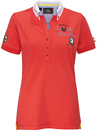 HV Polo Shirt Maiden M coral