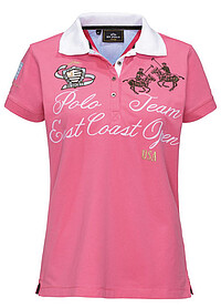HV Polo Shirt Halliday M candy