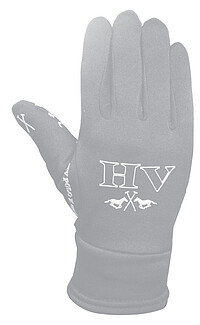 HV Polo Riding Gloves Winter L grey