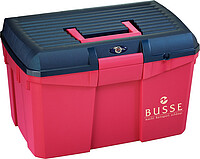 Busse Putzbox Tipico, raspberry/​blue