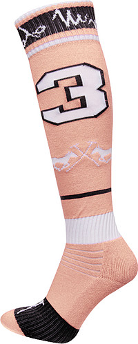 HV Polo Socks Equipo 39-​42/​pink/​black