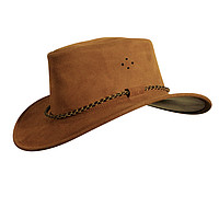 Kakadu Queenslander Hat Rust, S- 55cm