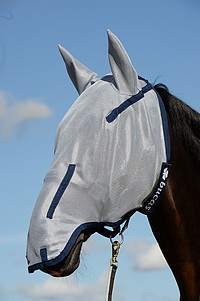 Bucas Buzz-​Off Full Face Fly Mask *