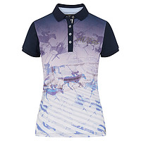 HV Polo Polo Shirt Chanton navy L