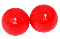 Franklin Universal Mini Ball Set 8cm rot