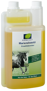 Nature´s Best Mariendistelöl 1l