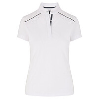 HV Polo Turniershirt Isabeau white XL