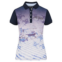 HV Polo Polo Shirt Chanton navy XS