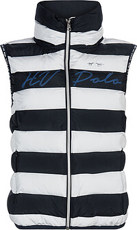 HV Polo Weste Zana S navy-​optical white