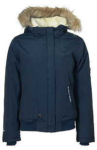 HV Polo Outer Jacket Marisol L navy