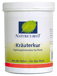 Nature´s Best Kräuterkur 700g