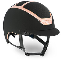 Kask Dogma Chrome light bk ev/​rose 57cm