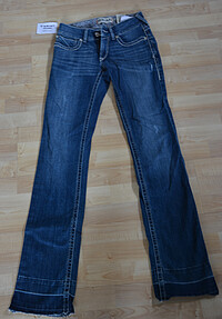 Ariat Jeans 3D Wendy Real Mid Rise ST