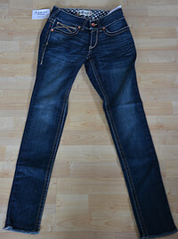 Ariat Jeans Deco Tile Real Skinny