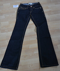 Ariat Jeans Real MR Boot Elise
