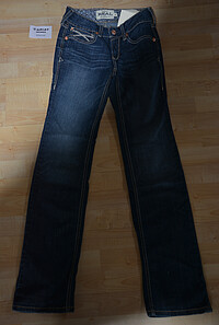 Ariat Jeans Real MR Straight Brianne