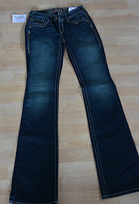 Ariat Jeans Ruby Blackheart