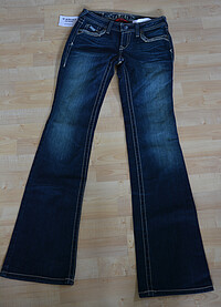 Ariat Jeans Ruby Frayed Edge