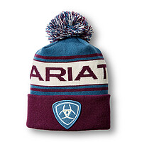 Ariat Team Beanie blue/​grapewine