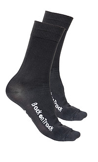 Back On Track Socken schwarz, S (35-​38)