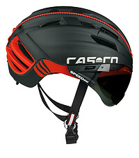 Casco SPEEDster Plus M schwarz-​rot