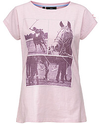 HV Polo T-​Shirt Pegram L pink