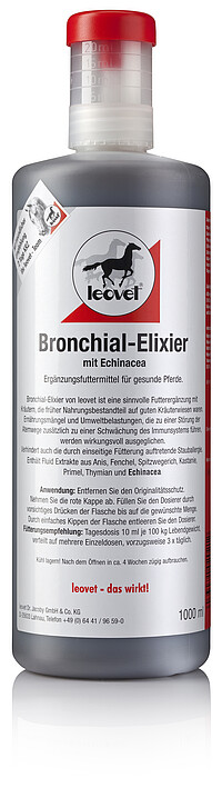 Leovet Bronchial-​Elixier 1000ml