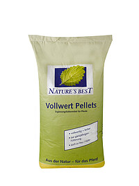 Nature´s Best Bio Vollwert Pellets 25kg