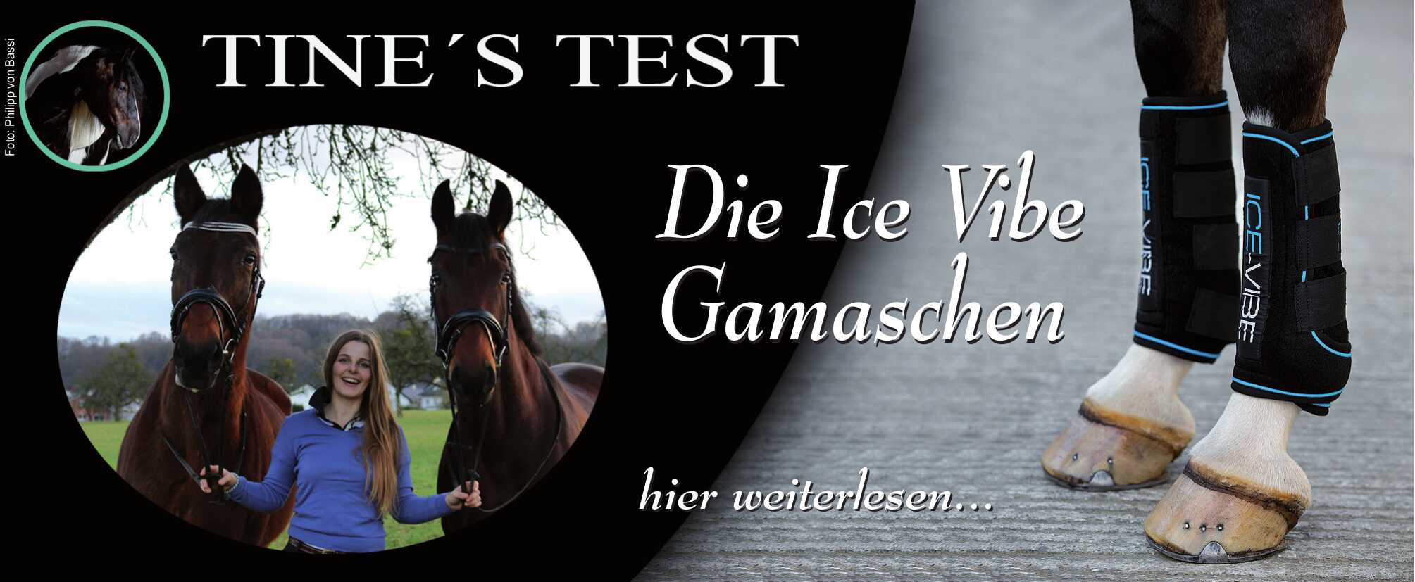 Tine's Test: Die Ice Vibes